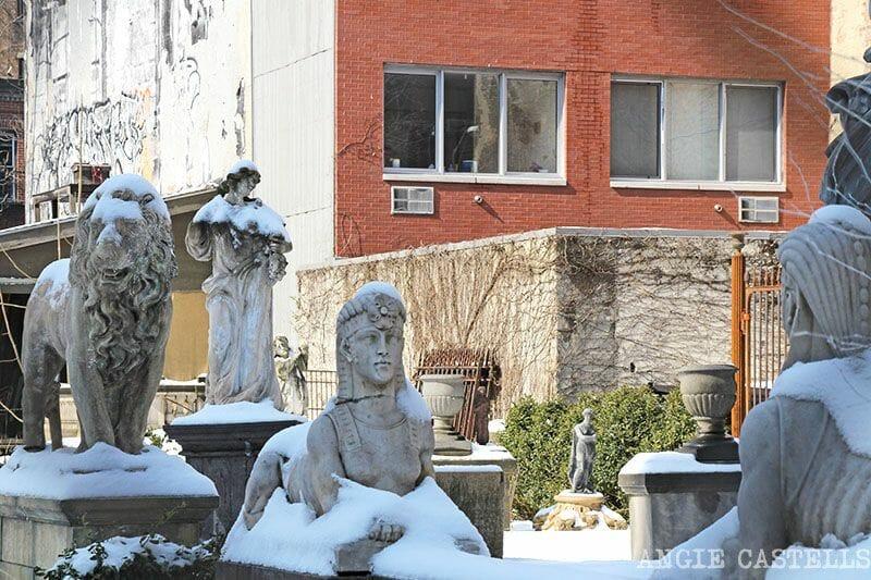 Jardines de Nueva York Elizabeth St