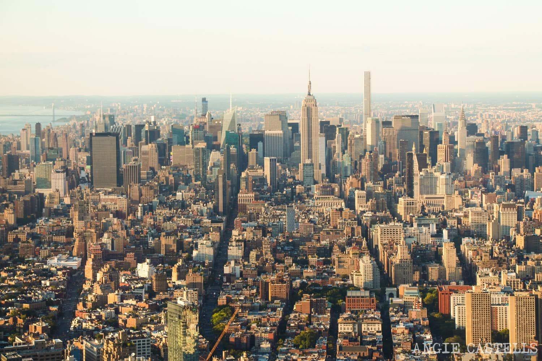 Subir al One World Observatory, el observatorio del World Trade Center
