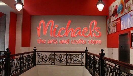 Michaels, una papelería para amantes del DIY