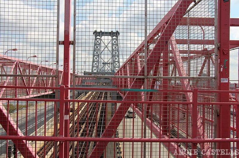 El puente de Williamsburg Nueva York
