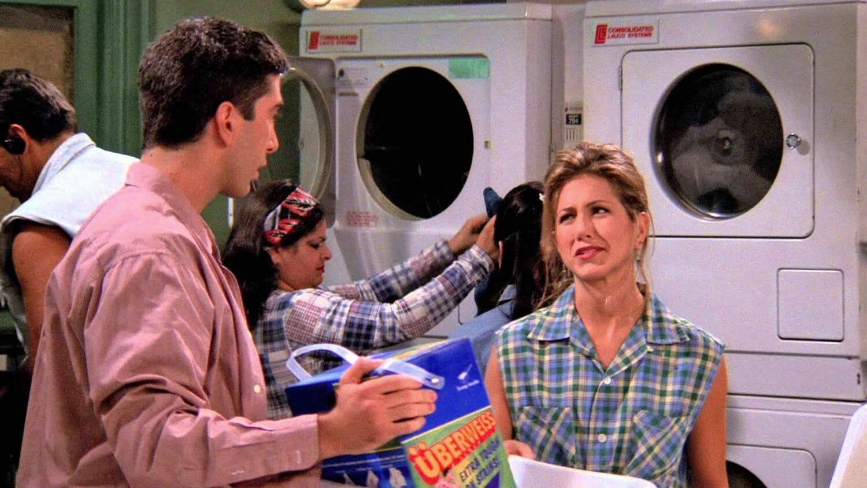 Poner la lavadora en Nueva York