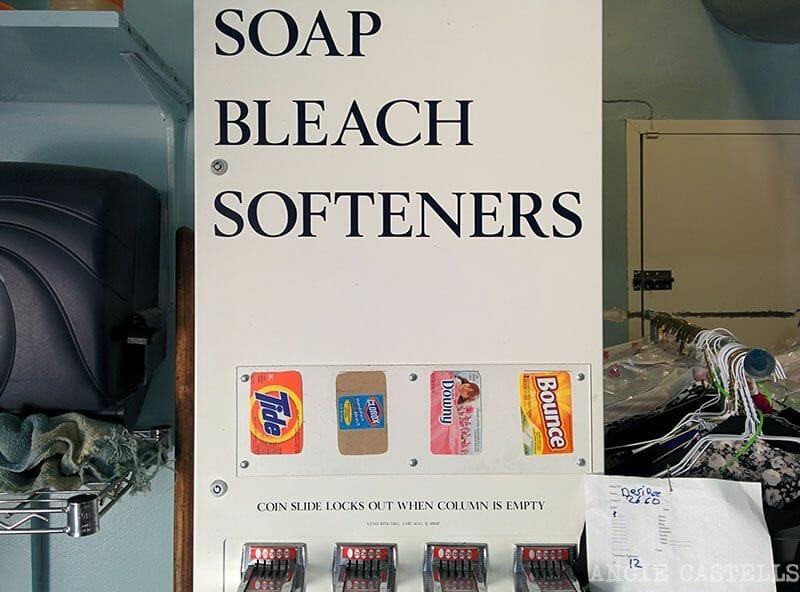 Poner la laundry en Nueva York