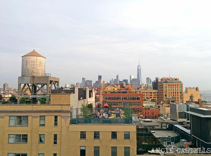 Manhattan desde el Whitney Museum