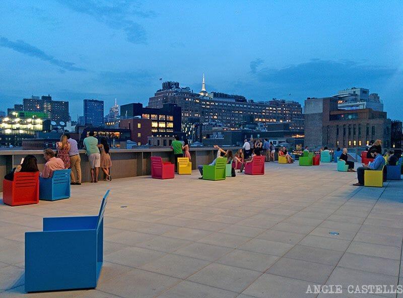 Museo Whitney Nueva York vistas