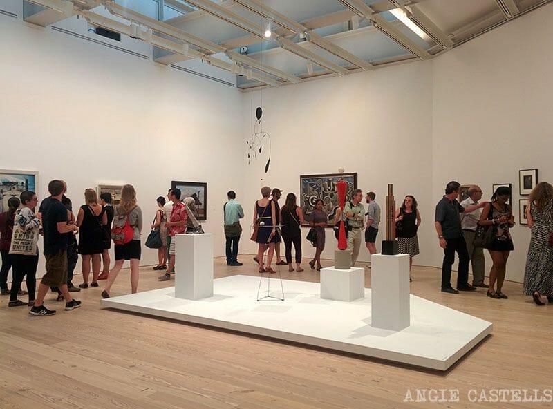 Museo Whitney obras de arte