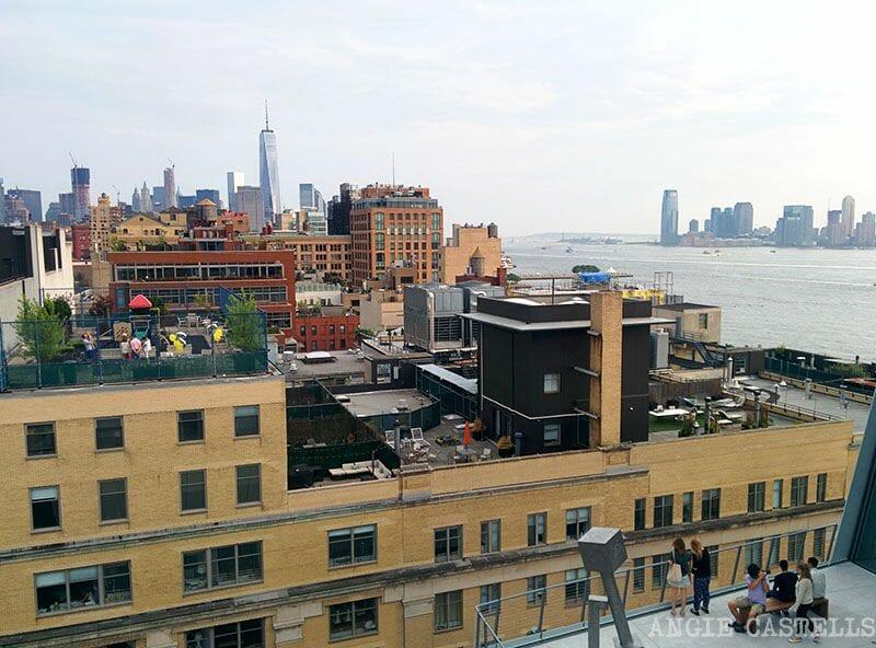 Whitney Museum Manhattan y New Jersey