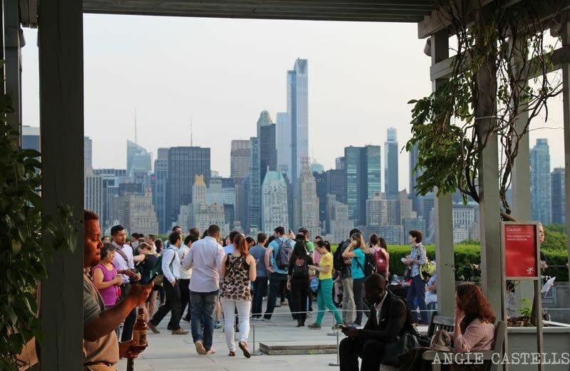 Las vistas de Nueva York desde el rooftop del Met