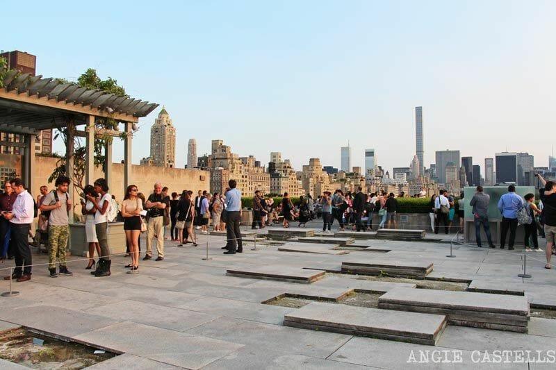 Las vistas de Nueva York desde la terraza del museo Met