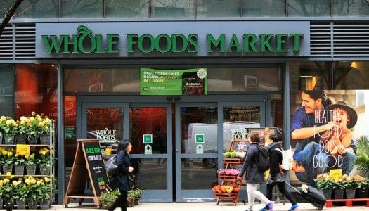 Whole Foods, un supermercado para comer bien en Nueva York