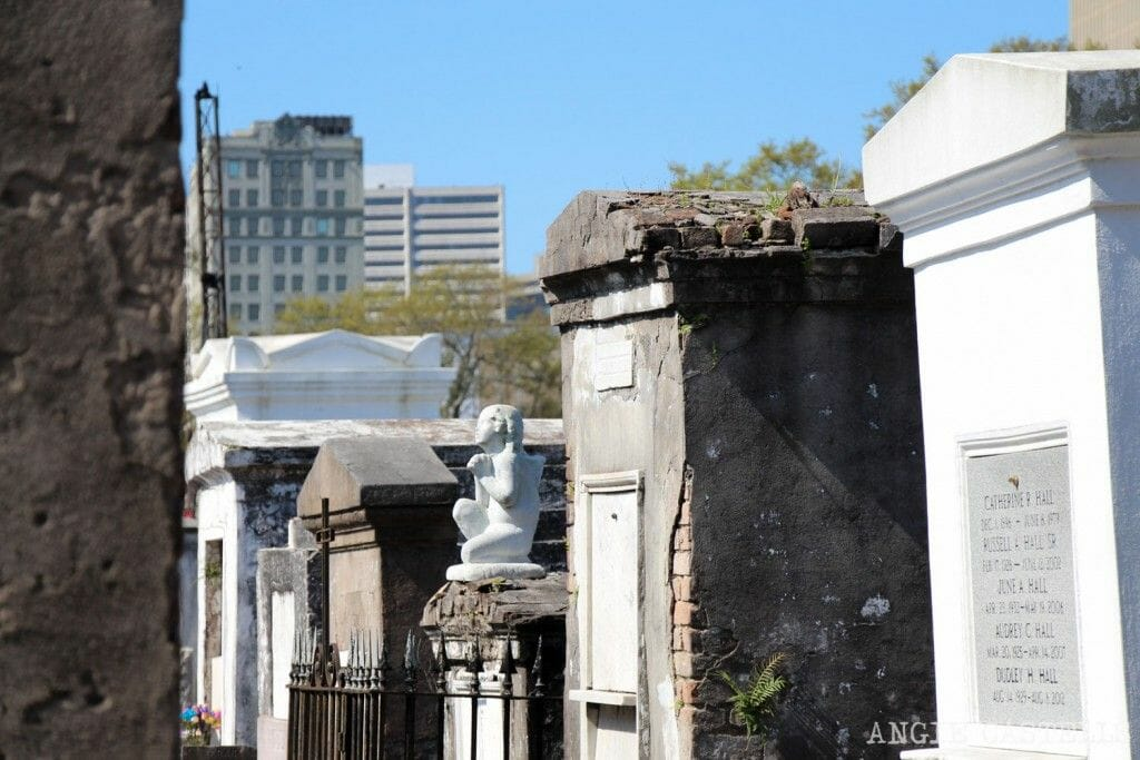 El cementerio de St Louis Nueva Orleans-1