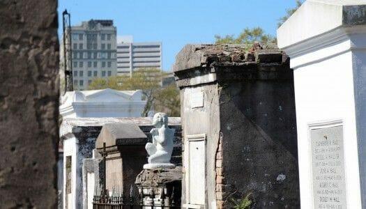 Historias del cementerio de St Louis, en Nueva Orleans