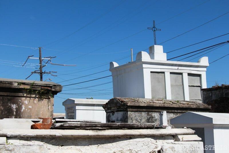 Visitar Nueva Orleans cementerio de St Louis-3
