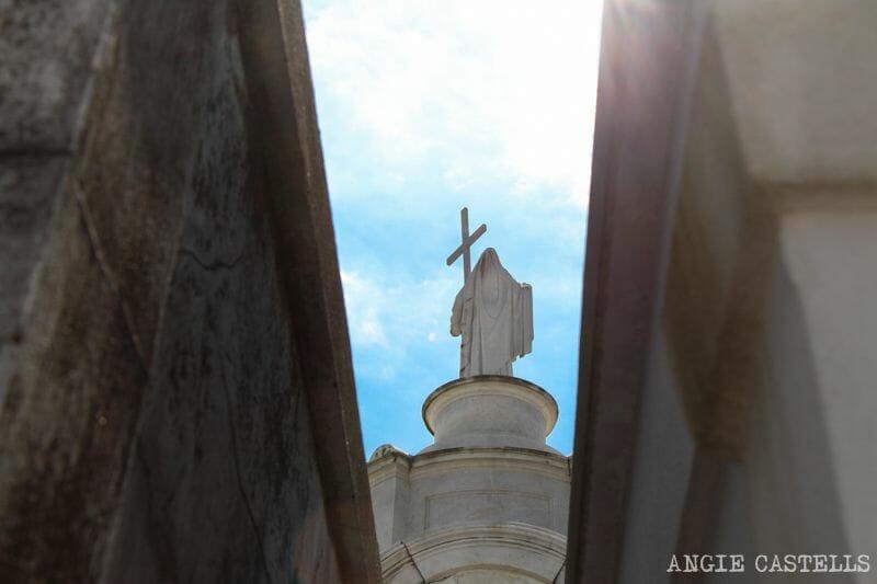 Visitar Nueva Orleans cementerio de St Louis