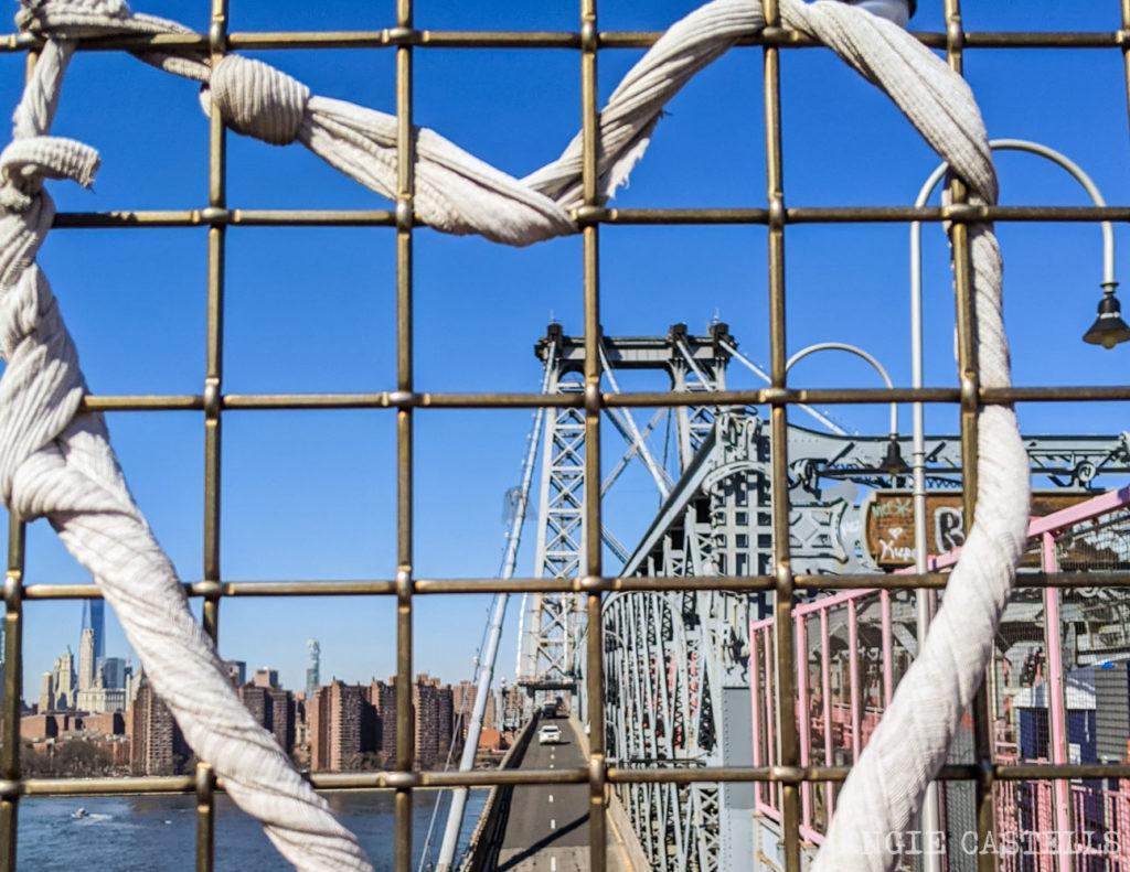 Cómo cruzar el puente de Williamsburg a pie