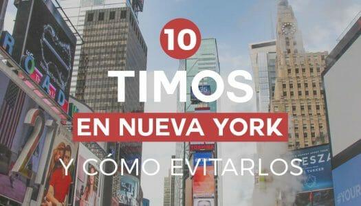 Los 10 timos más comunes en Nueva York