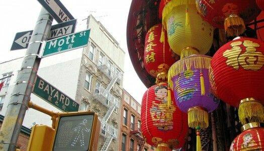 Guía de Chinatown, un universo chino en Manhattan