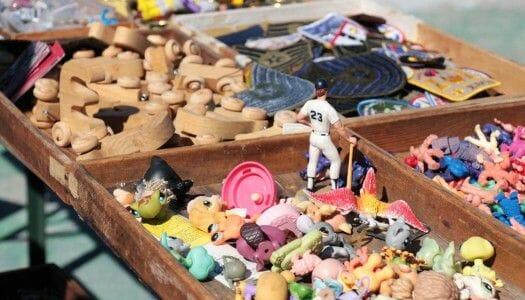 Brooklyn Flea, un mercado de arte y antigüedades