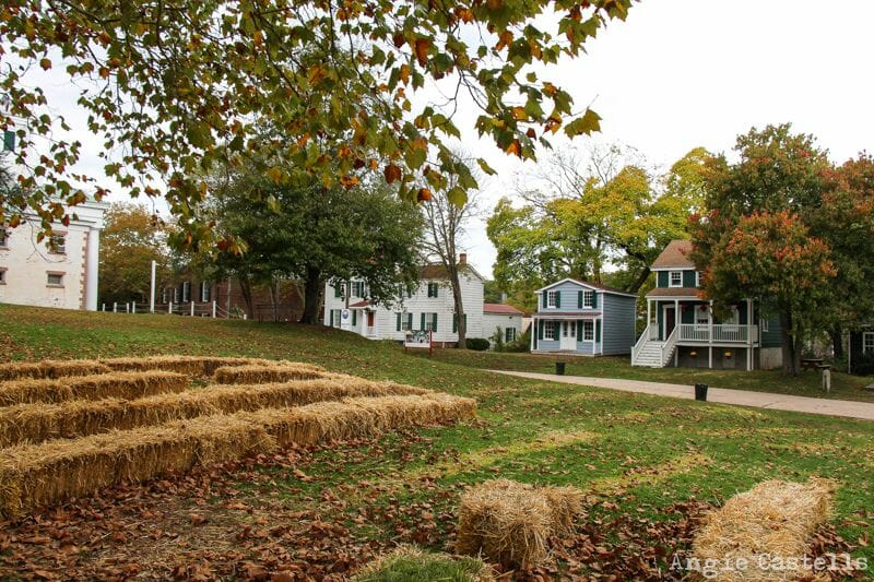 El otoño en Nueva York Richmond Town Staten Island-1-2
