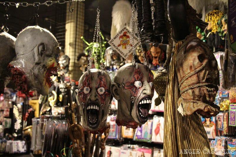 Tiendas de Halloween en Nueva York-1