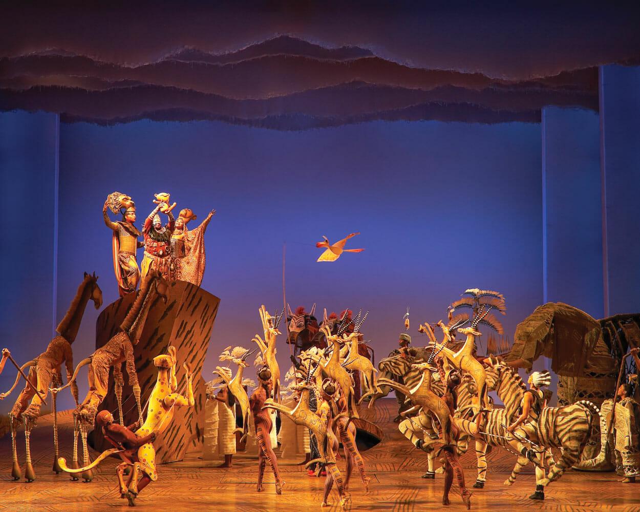 Broadway Week entradas Broadway descuento El Rey Leon