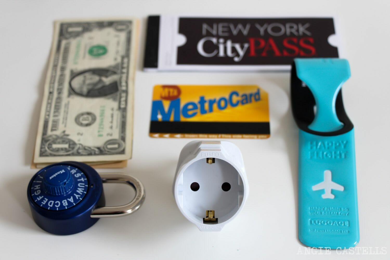 Qué meter en la maleta para Nueva York