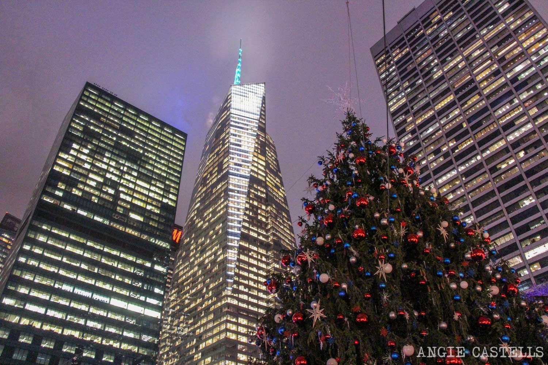 Las Navidades en Nueva York fechas y celebraciones Bryant Park