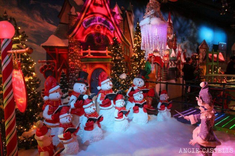 Las Navidades en Nueva York que ver y hacer Santaland de Macy's