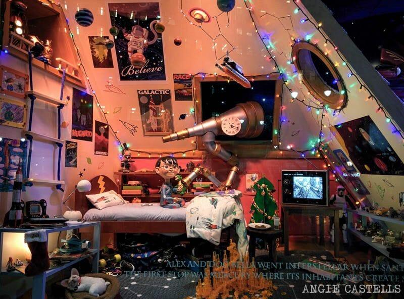 Las Navidades en Nueva York que ver y hacer escaparates de Macy's