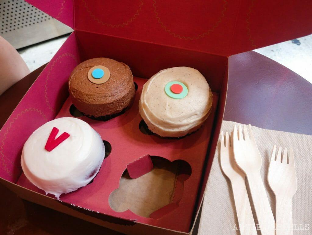 Los mejores cupcakes de Nueva York - Sprinkles Cupcakes