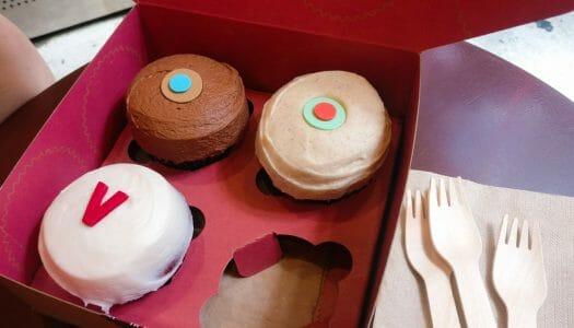 Los cupcakes de Sprinkles, en Nueva York