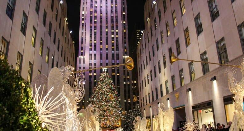 Guia de las Navidades en Nueva York Rockefeller Center