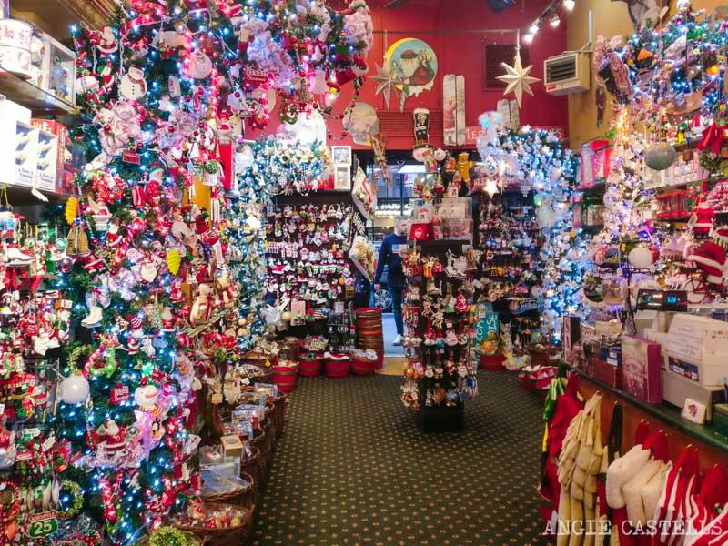 Tiendas de Navidad en Nueva York: Christmas Cottage