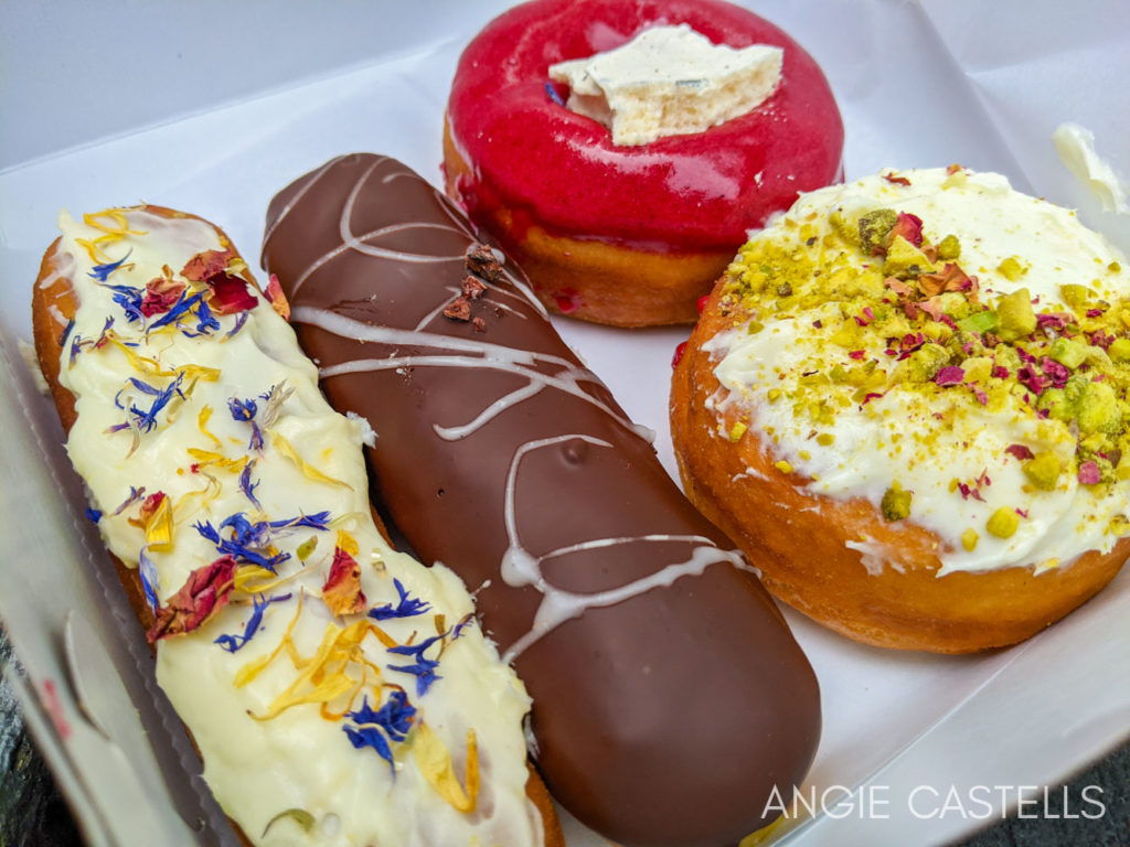 Fan Fan Doughnuts, unos de los mejores donuts de Nueva York