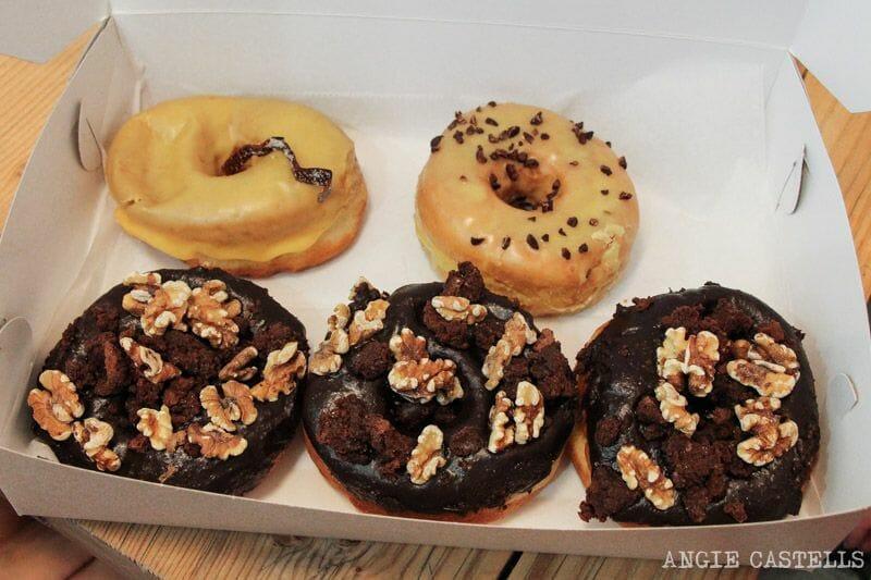 Los mejores donuts de Nueva York: Dough