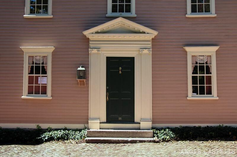Guia de Rhode Island Providence y Newport Benefit St