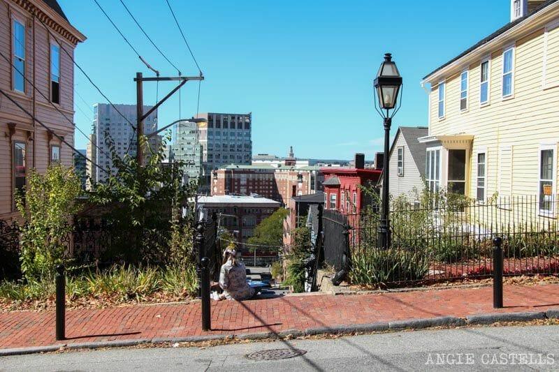 Guia de Rhode Island Providence y Newport