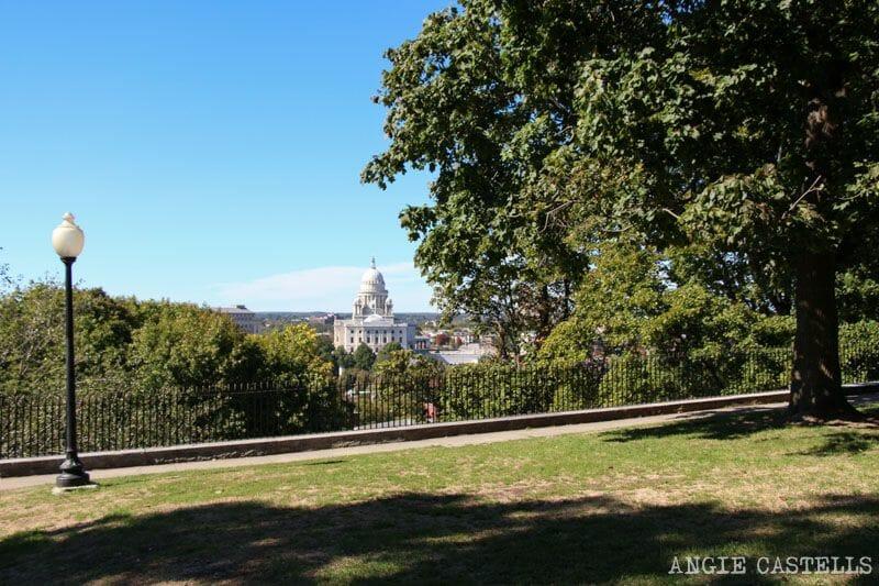 Guia de Rhode Island Providence y Newport Prospect Terrace Park
