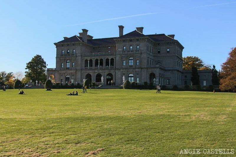 Guia de Rhode Island Providence y Newport The Breakers