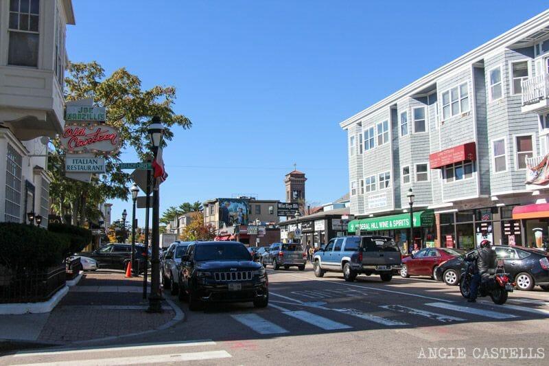 Guia de Rhode Island Providence y Newport Federal Hill