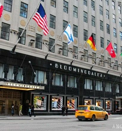 Compras del Black Friday en Nueva York Bloomingdales