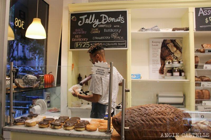 Mejores donuts de Nueva York Orwashers Bakery