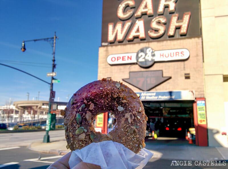 Los mejores donuts de Nueva York Underwest