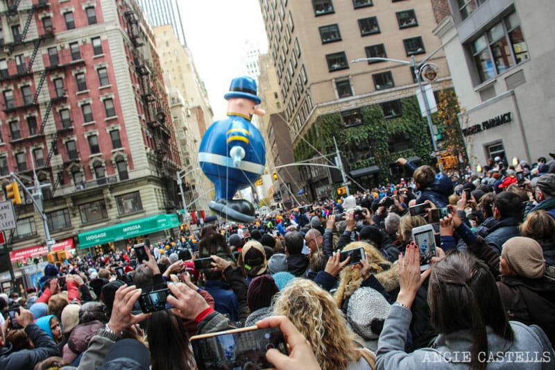 Macys Day Parade desfile Macys Nueva York