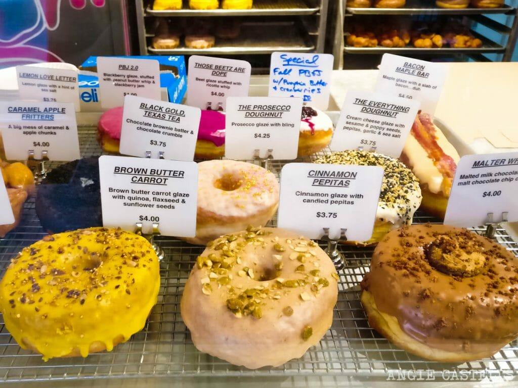 Los mejores donuts de Nueva York: Doughnut Project