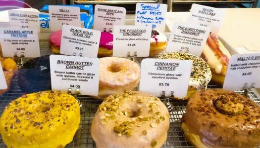 Los mejores dónuts de Nueva York