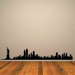 Regalos-de-Nueva-York-pegatina-pared