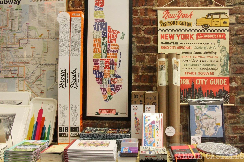 17 Tiendas De Nueva York Para Comprar Regalos Originales