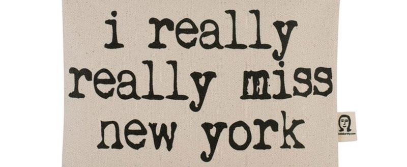 Regalos de Nueva York - Bolsas de Pamela Barsky