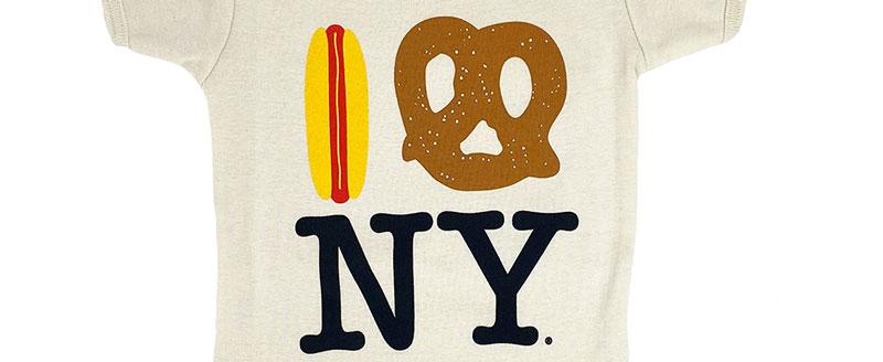 Ropa de Nueva York para niños
