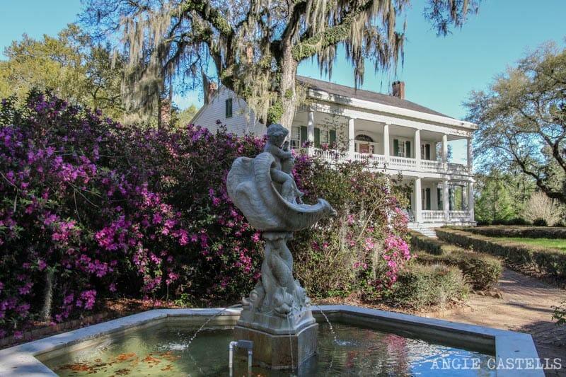 Las mejores plantaciones de Louisiana Rosedown St Francisville-1